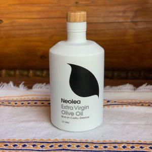 Neolea extra panenský olivový olej.