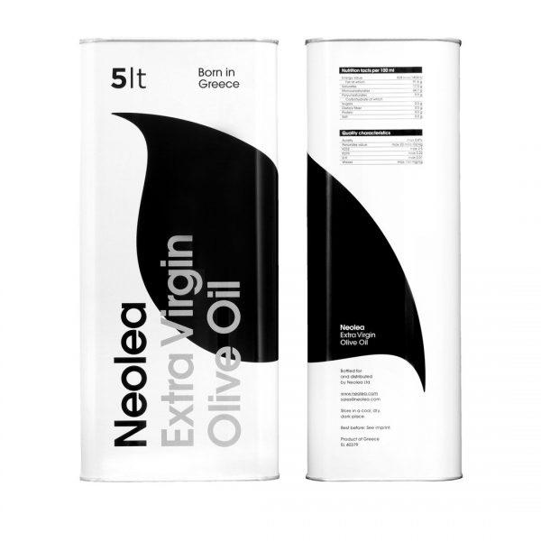 Neolea olivový olej - Gastro 5L balenie